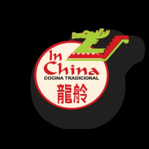 In China logo